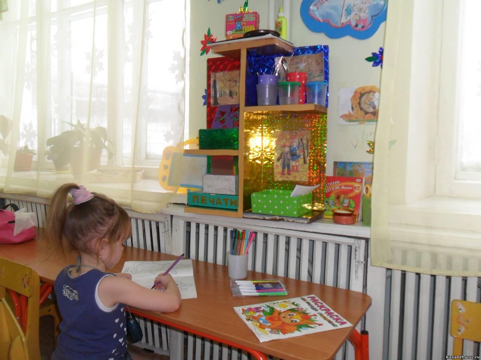 Картинки на уголок изо в детском саду своими руками фото
